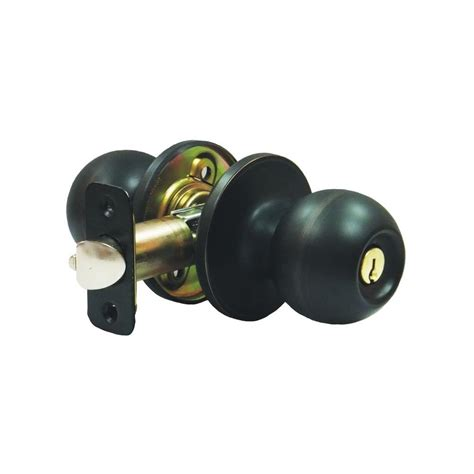 faultless aged bronze entry knob t3x700b f the home