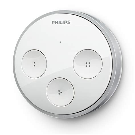 Lu Philips Switch philips hue expands line with hue tap wireless switch