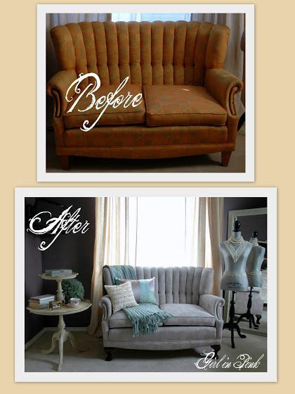 chalk paint sofa vintage sofa makeover using chalk paint 174 decorative paint