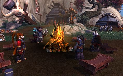 world  warcraft mists  pandaria review justinmy