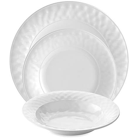 bed bath and beyond valencia valencia dinnerware in white bed bath beyond