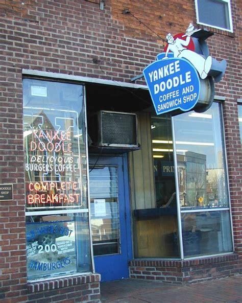 doodlebug shop yankee doodle coffee shop