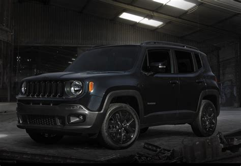 Jeep Renegade Car Pro 2016 Jeep Renegade Of Justice Special Edition