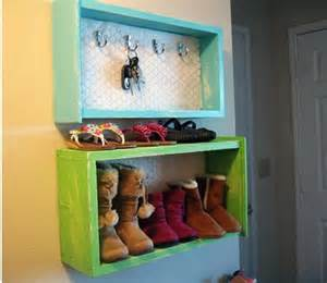 shelves made from drawers of furnituer 32 diy home