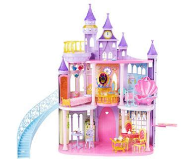 princess doll houses disney princess castle dollhouse ultimate dream castle expertise savvyauntie com
