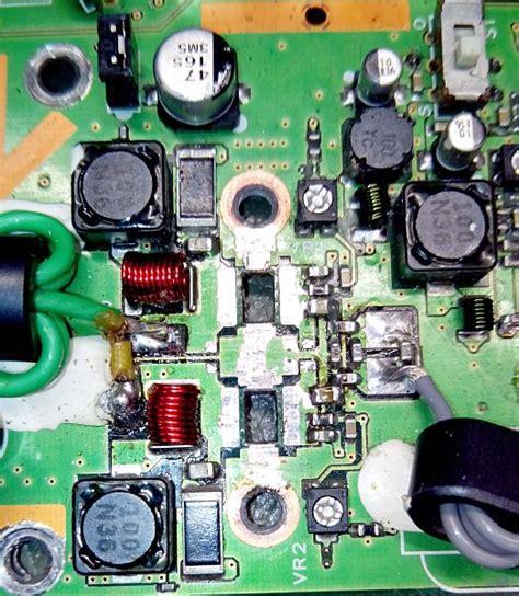 Rd07mvs1 Ft857 Fet S Modification