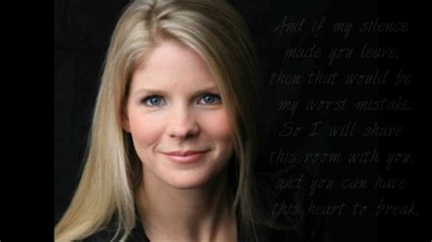 o hara lyrics kelli o hara and so it goes with lyrics