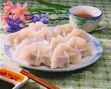 new year southern china food dumplings chinaese food china tour dinning