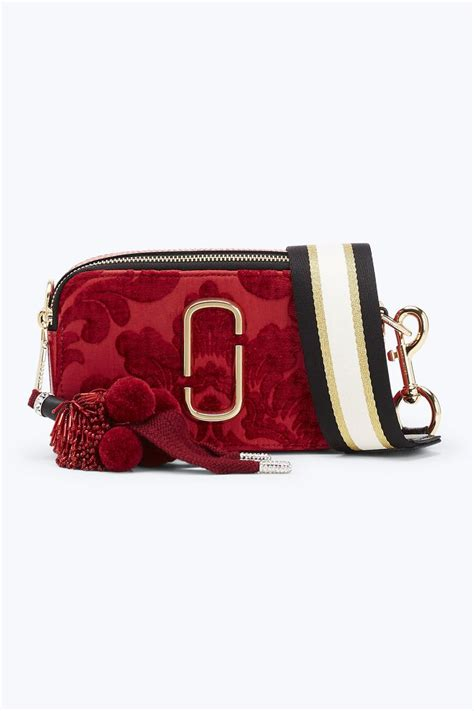 Marc Snapshot Tas Sling Bag marc damask snapshot small bag marcjacobs bags attach 233