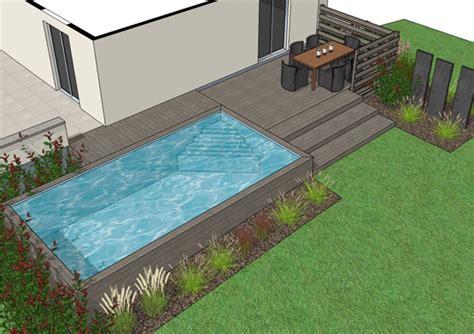 deco piscine hors sol 4140 amenagement piscine hors sol photo ciabiz