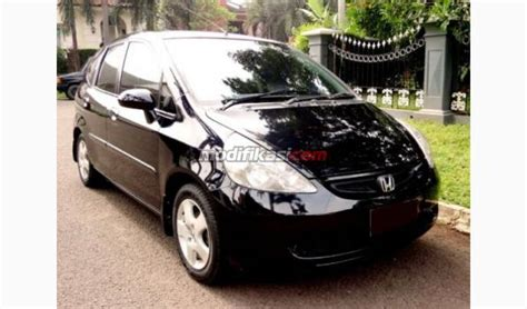 Jual Honda Jazz Idsi At 2004 honda jazz idsi at hitam 2004 dp 17jeti