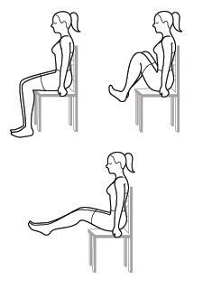 i m looking for exercises i do while in the office this one looks great workin on my