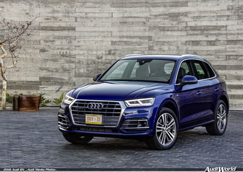 Audi Los Angeles by 2018 Audi Q5 Makes Its Us Debut At The Los Angeles Auto