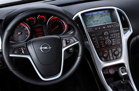 Vauxhall Era Interior Opel Divulga Interior Do Novo Astra 2010 Veja Detalhes