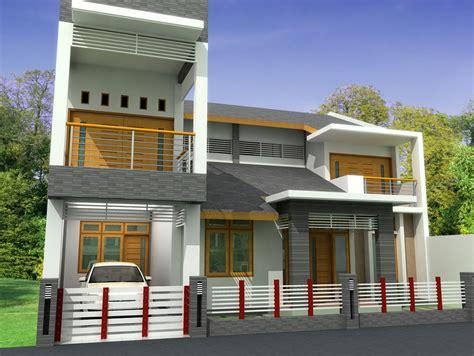 desain rumah lahan sempit outside paint of kerala house joy studio design gallery