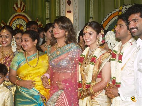 Marriage Related Photos by The Gallery For Gt Rambha Family Photos