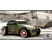 Citroen 2cv Tuning Cars  YouTube