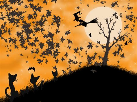 halloween themes for laptop backgrounds halloween wallpaper cave