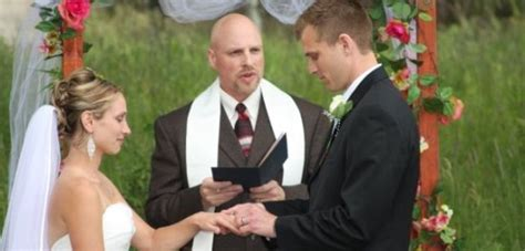 Genesee County Marriage License Records Dr Stephan J Smith Wedding Officiant Calming Caring And Personal To Make
