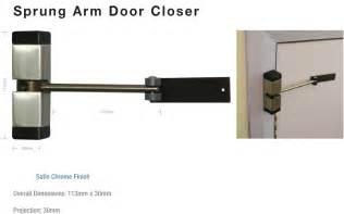 Cabinet Door Closers by Small Door Closer Automatic Garage Door Closer