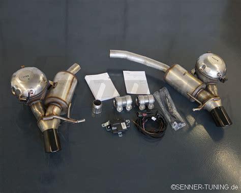 Motorsoundsystem Audi by Aktive Sound System Motorsoundsystem Auspuff Audi A5 Tdi