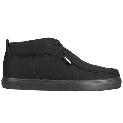 lugz strider boys shoe black stylish footwear