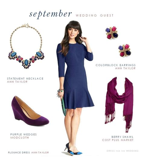 Wedding Attire In September by How To Dress For An Outdoor Fall Wedding