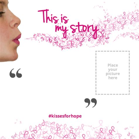 my note my blog my story kissesforhope help us share breast cancer survivor