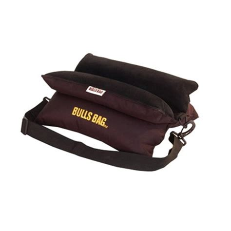 shooting bench bags bench blk poly bag w carry strap 15 quot brownells