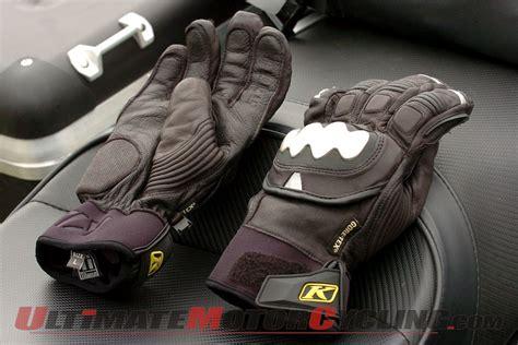 Klim Element Short Cuff Glove Review | klim element short cuff glove review