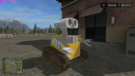 Best Wall Ls by Wall E V1 0 For Ls 17 Farming Simulator 2017 Mod Fs 17 Mod