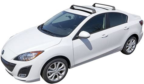 rola gtx roof rack 59832 for mazda 3 4 dr 2010 2013