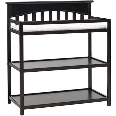 Graco Hayden Dressing Table Choose Your Finish Walmart Com Graco Espresso Changing Table
