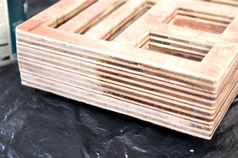 plywood desk diy diy organization bloks made out of plywood bedroom and