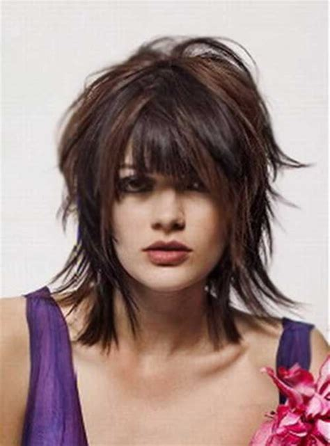 hair cut between ear and shoulder 135 best images about shag hair styles i like on pinterest