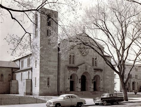 Holy Comforter St Cyprian by History Of The Parish