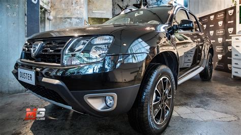 renault duster black new dacia duster black shadow 2017 francesco fontana