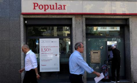 banco popular valencia oficinas la ca 237 da del banco popular atrapa a un millar de