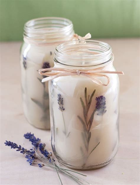 diy candles 20 candle ideas pretty
