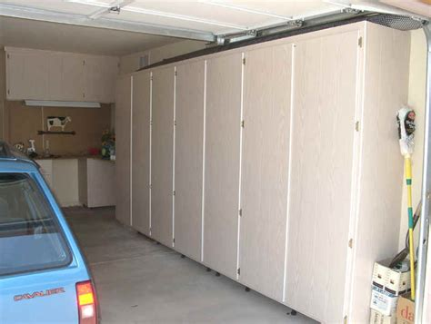 How To Build Storage Cabinets With Doors Getting Organized Sts Garage Cabinets Garage Cabinet