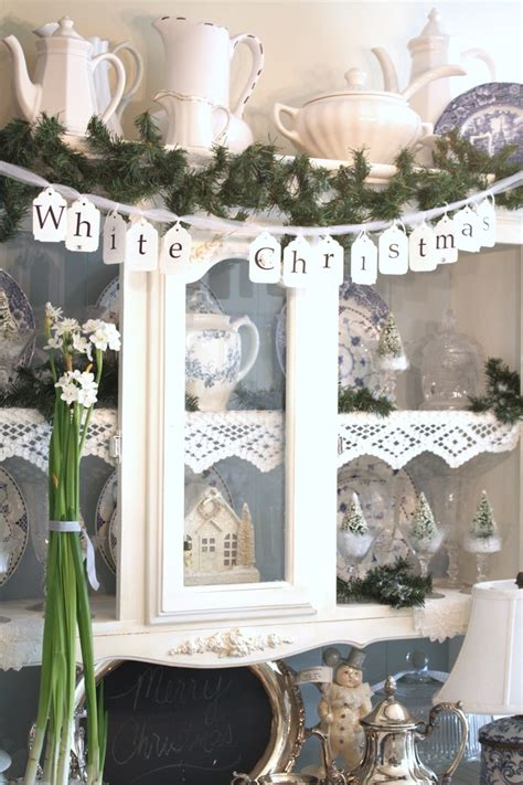 shabby chic christmas home decor terrys fabrics s blog