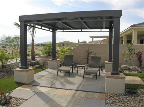 Modern Free Standing Patio Cover : Acvap Homes   Free