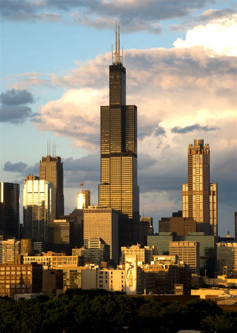willis tower world sinfo top 10 tallest buildings in the world