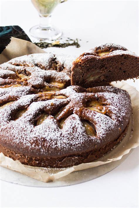 birnen schoko kuchen saftiger schoko birnen kuchen beliebte rezepte f 252 r