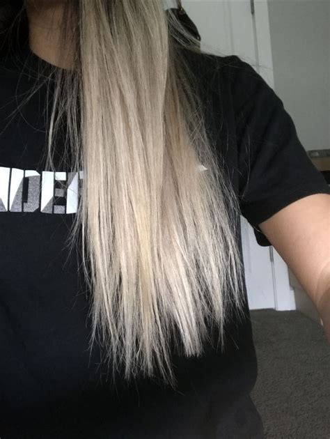 silver blonde color hair toner the 25 best silver toner ideas on pinterest silver hair