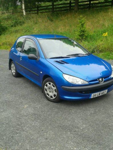 peugeot 206 price 2004 peugeot 206 price drop for sale in killeshandra