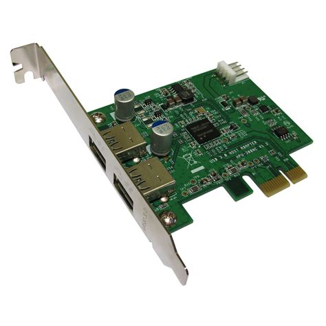 Usb Card Pc 2 port usb 3 0 superspeed pci slot desktop computer pc