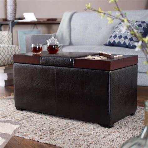 Padded Coffee Table With Storage 39 Modern Coffee Tables With Storage Table Decorating Ideas