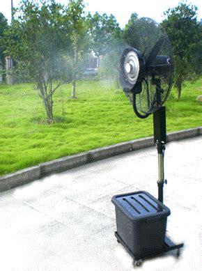 ventilateur brumisateur de terrasse 2012 robot vortex 4 les brumisateurs de terrasses