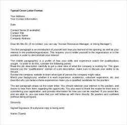 microsoft word cover letter template great printable